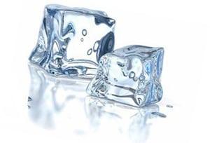 Кубик льда