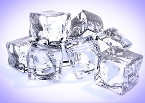 Лед для лица с травами