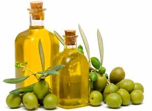 оливковое масло для ресниц и бровей