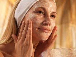 Луковая маска для лица