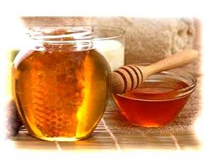 Маска с медом и кофе для лица
