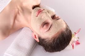 Рисовая маска