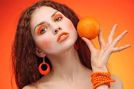 Апельсиновая маска для лица