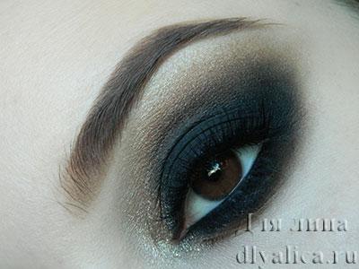 Макияж глаз в стиле Ким Кардашьян