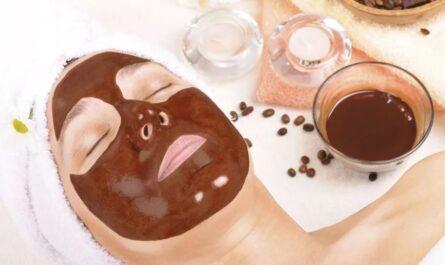 Ароматные маски для лица из какао