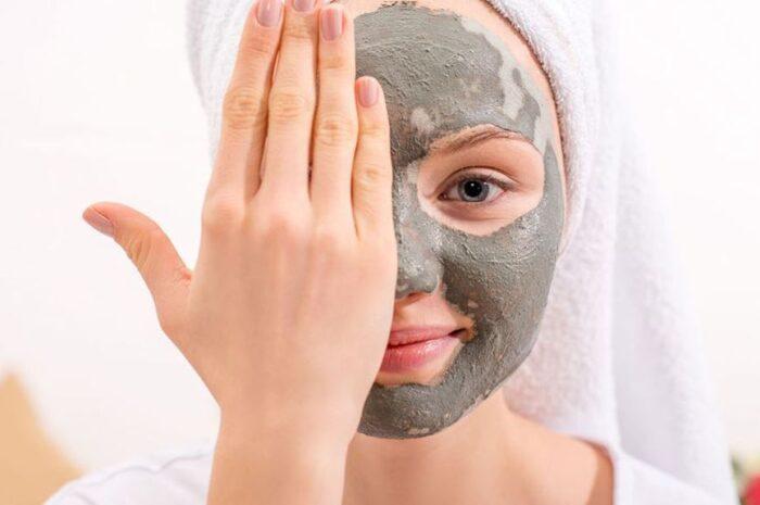 Применение дегтярной маски для лица