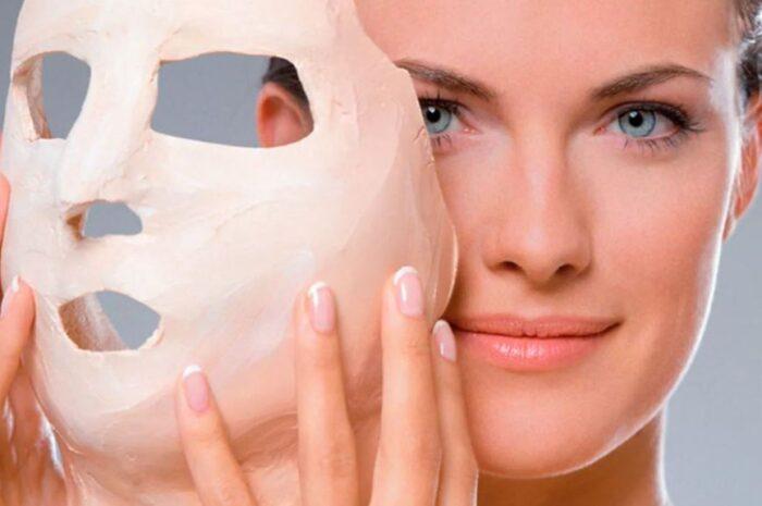 Гипсовая маска – инновационная технология применения для лица в косметологии