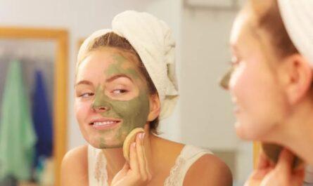 Глинянные маски для лица