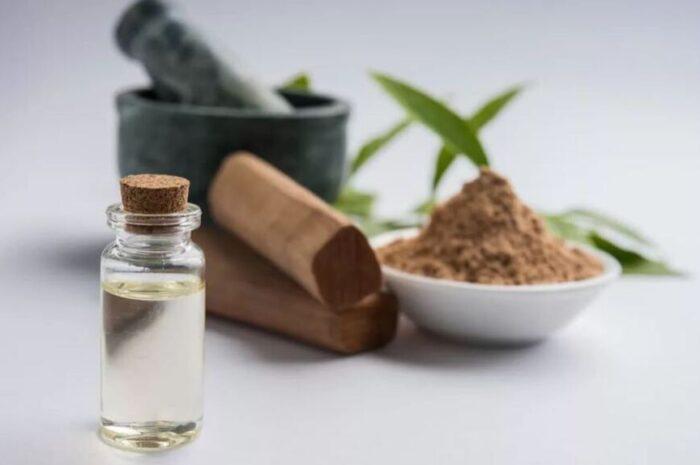 Использование сандалового масла для лица