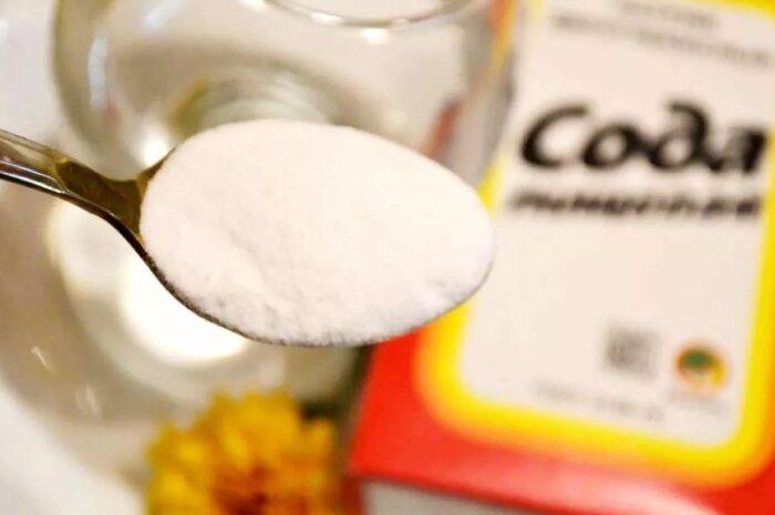 Эффективность использования соды от прыщей на лице