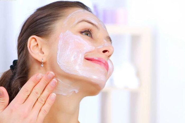 Эффективные маски для лица на кефире