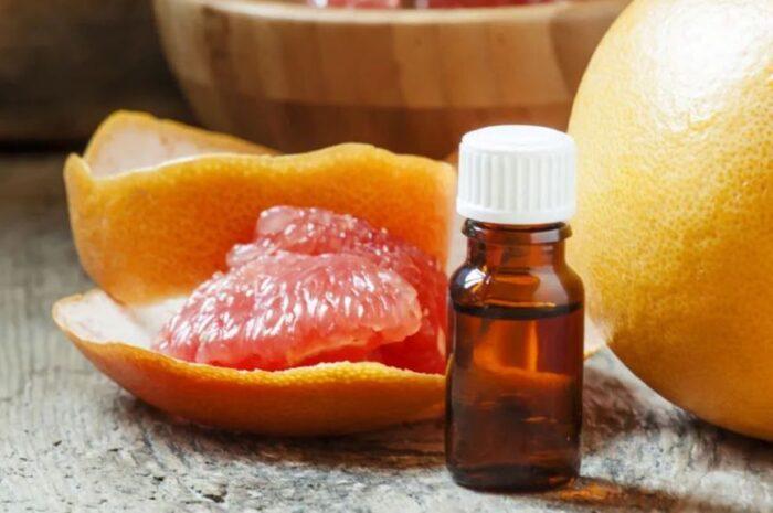 Применение эфирного масла грейпфрута для лица