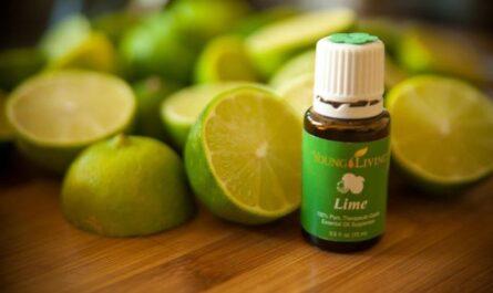 Эфирное масло лайма для кожи лица