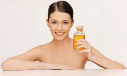 Камфорное масло для проблемной кожи лица