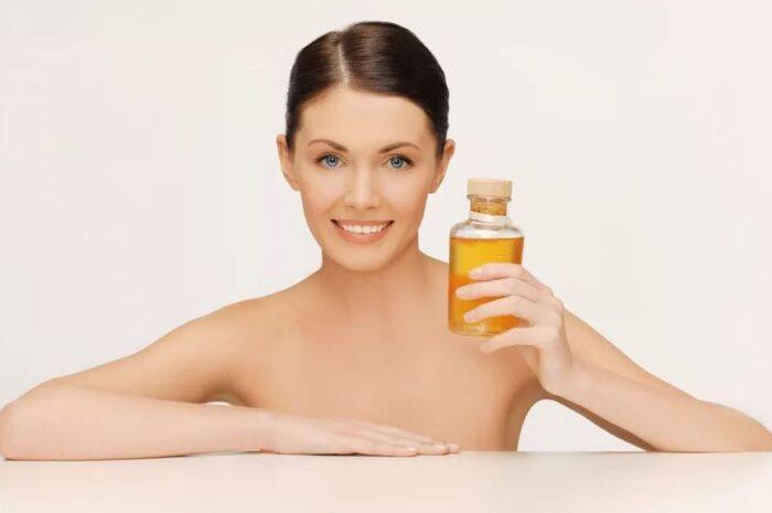 Польза камфорного масла для проблемной кожи лица
