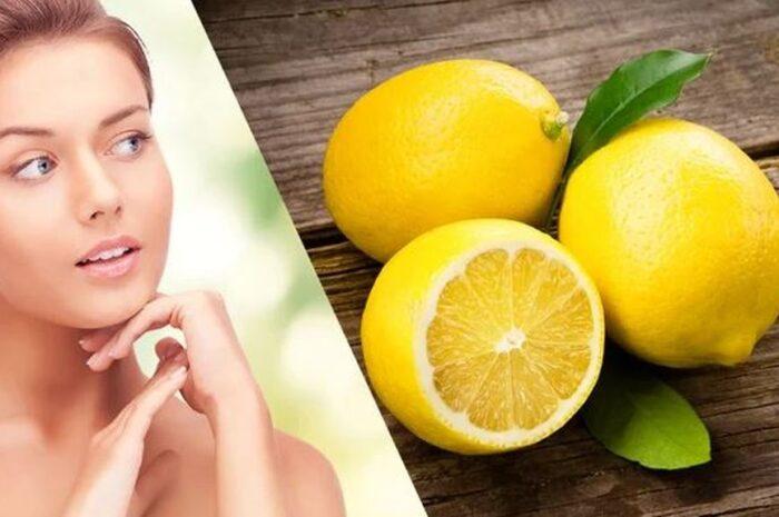 Избавление от прыщей с помощью лимона