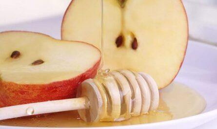 Маски из яблок