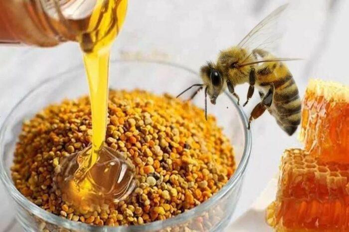 Чудодейственная сила масок из пчелиной перги