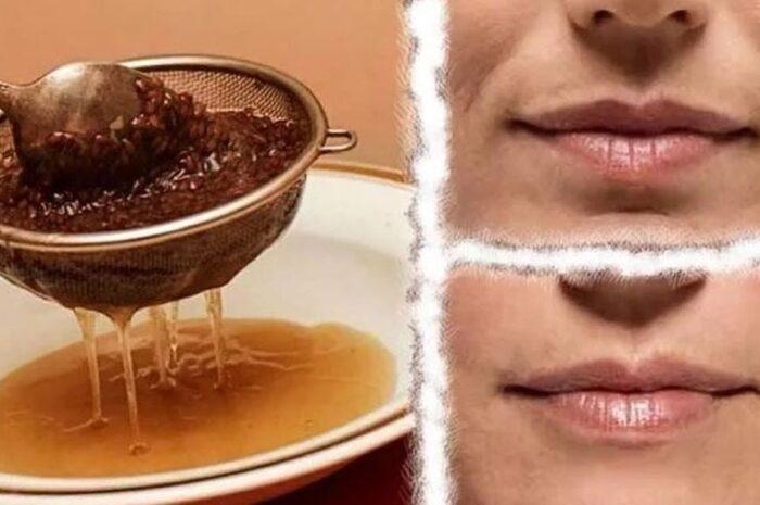 Положительное воздействие маски из семян льна на кожу лица