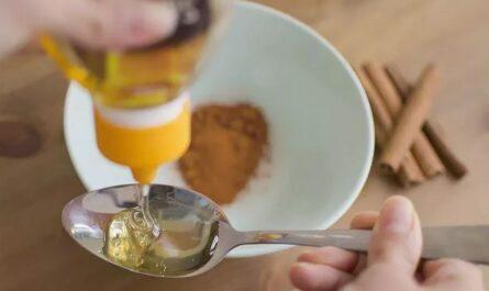 Маски с маслом корицы