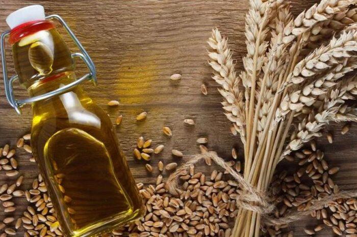 Применение масла зародышей пшеницы для ресниц и бровей