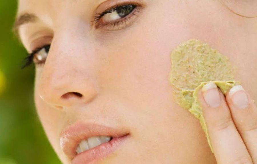 Очищающие маски для лица из геркулеса