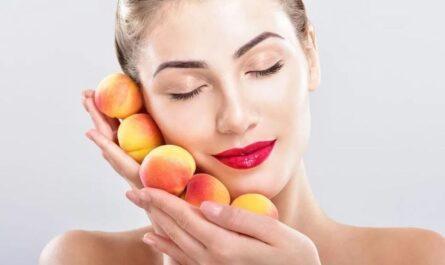 Персиковое масло и уход за лицом