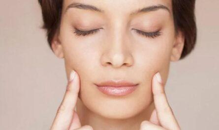 Похудение в лице