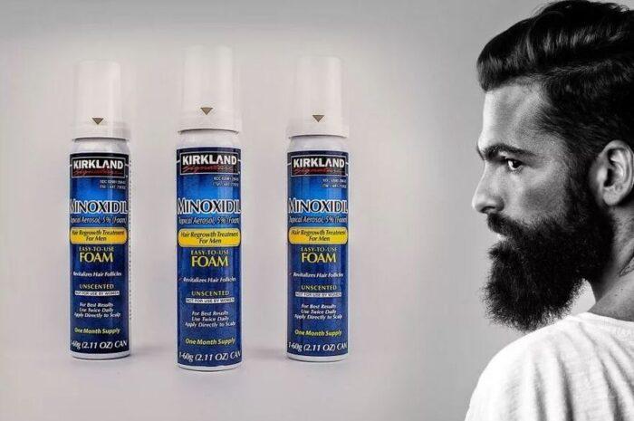 Миноксидил – помощник для роста бороды