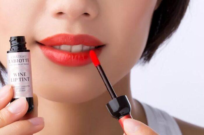 Революционное средство для губ — тинт