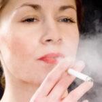 Влияние курение на кожу лица