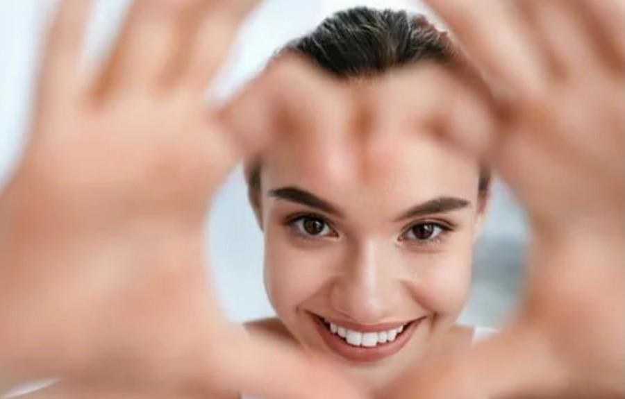 Чистая кожа лица