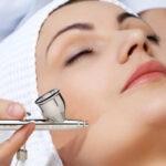 Процедура выравнивания кожи лица