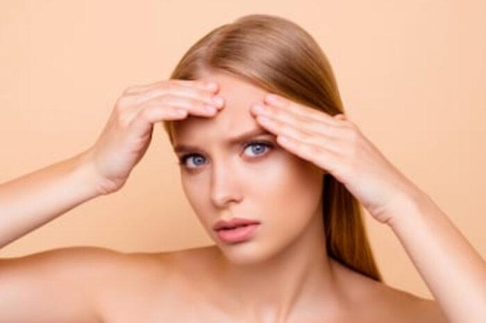 Сухая кожа лица: причины, уход и необходимые витамины