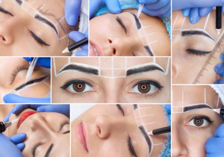 Перманентный макияж техника