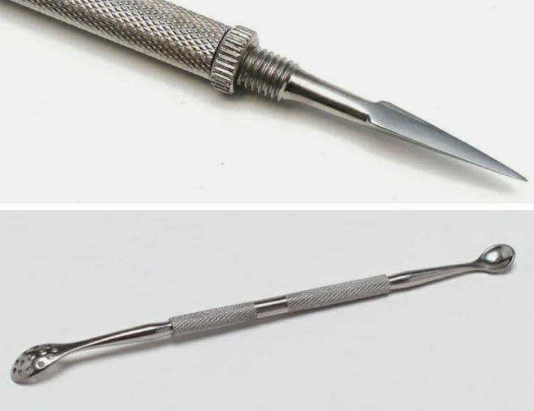 инструмент для механической чистки лица