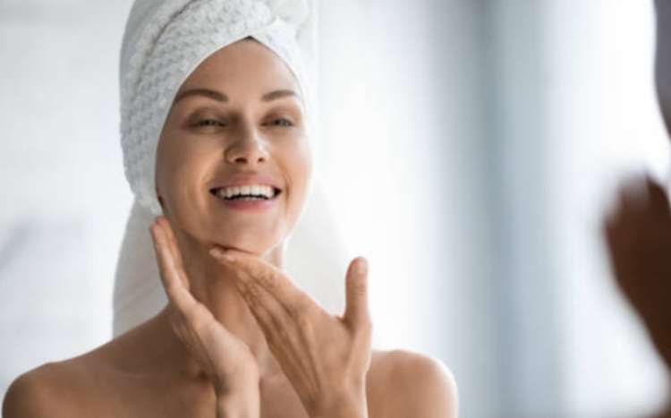 чистки кожи лица механическая