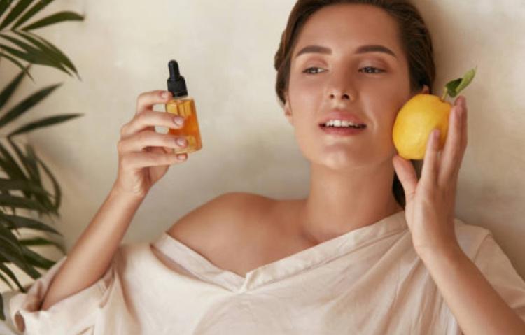 Витаминотерапия для лица
