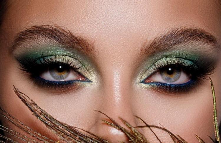 Основные секреты макияжа для зеленых глаз