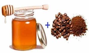 Мед и кофе