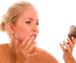 Проблемы с губами