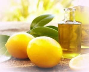 Лимонное масло